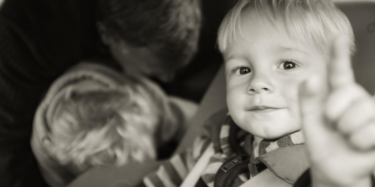 Stefan Onderheuvel over het opvoeden van zijn hyperhoogbegaafde kinderen